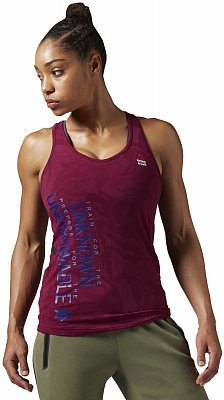 Dámské fitness tričko Reebok CrossFit Strength Tank