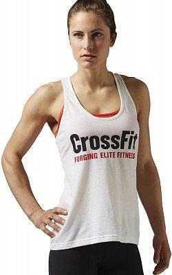 Dámské fitness tričko Reebok CrossFit Graphic Tank F.E.F