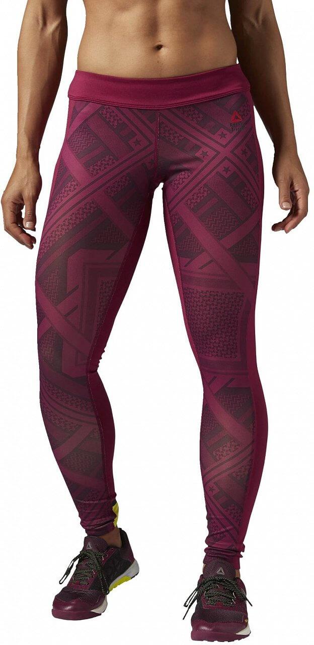 Dámske športové nohavice Reebok CrossFit Chase Tight Shemagh