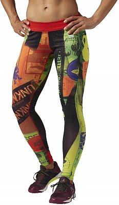 Dámské sportovní kalhoty Reebok CrossFit Chase Tight Primed
