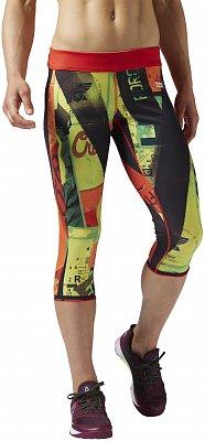 Dámské sportovní kalhoty Reebok CrossFit Chase Capri Primed