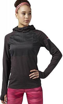 Dámská fitness mikina Reebok Speedwick Water Resistant Hoodie