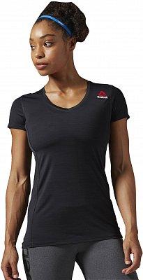 Dámské fitness tričko Reebok ACTIVChill Tee