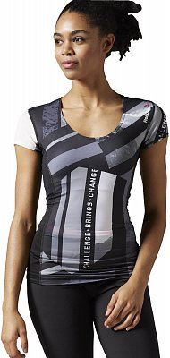 Reebok ACTIVChill Short Sleeve Compression Tee