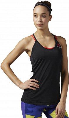Dámské fitness tričko Reebok ACTIVChill TANK