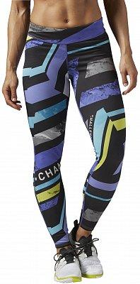 Dámské sportovní kalhoty Reebok Reversible Tight