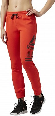 Dámské sportovní kalhoty Reebok Quik Cotton Graphic Jogger