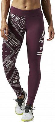 Dámské sportovní kalhoty Reebok One Series Brandana Tight