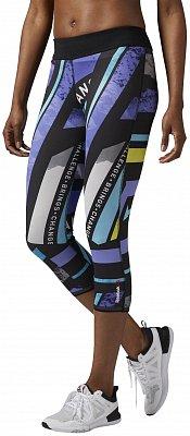 Dámské sportovní kalhoty Reebok Reversible Capri