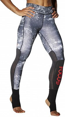 Dámské sportovní kalhoty Reebok RNF Ankle Lock Tight