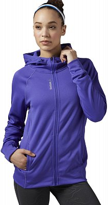 Reebok WorkOut Ready Zip Hoodie