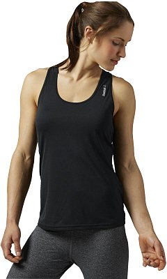 Dámské fitness tričko Reebok WorkOut Ready Poly Tank