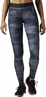 Reebok WorkOut Ready All Camo Tight