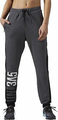 Dámské sportovní kalhoty Reebok WorkOut Ready Cotton Series cotton pants