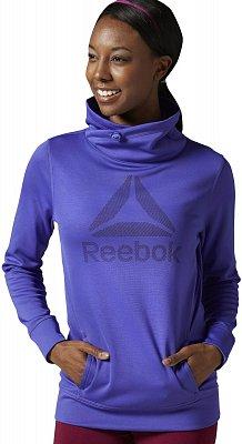 Dámská fitness mikina Reebok WorkOut Ready OTH Hoodie