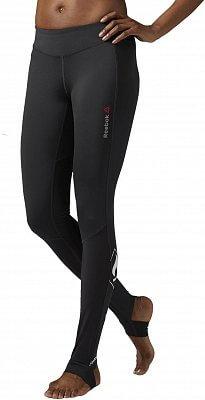 Dámské běžecké kalhoty Reebok OTR Compression Tight