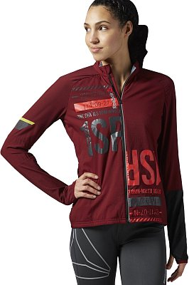 Dámská běžecká bunda Reebok One Series Running ALPHA Jacket