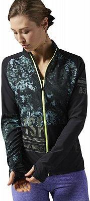 Dámská běžecká bunda Reebok One Series Running Woven Jacket