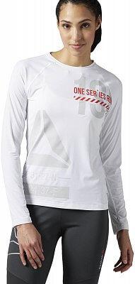 Dámské běžecké tričko Reebok One Series Running ACTIVChill LS Tee