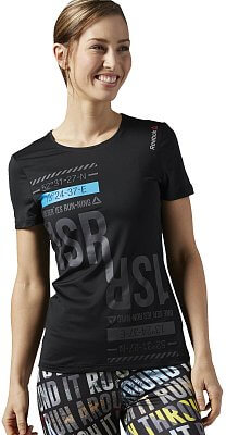 Reebok One Series Running SS Tee