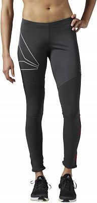 Dámské běžecké kalhoty Reebok One Series Running Winter Tight