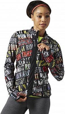 Dámská běžecká bunda Reebok Running Essentials Woven Jacket