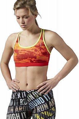 Sportovní podprsenka Reebok Running Essentials Short Bra