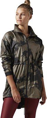 Dámská sportovní bunda Reebok Cardio Woven Jacket