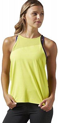 Dámské fitness tričko Reebok Cardio Slim Tank