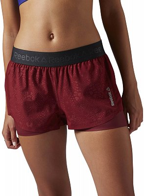 Dámské fitness kraťasy Reebok Cardio Short