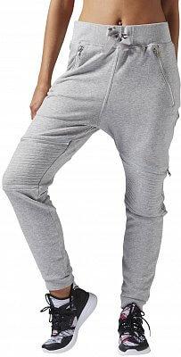 Dámské sportovní kalhoty Reebok Dance Knit Moto Pant