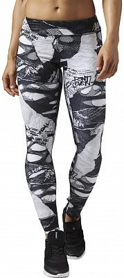 Reebok Dance Shredded Punk Tight