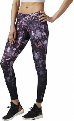 Reebok Dance Shattered Glam Tight