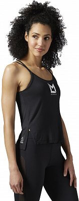 Dámské fitness tričko Reebok Les Mills Strappy Tank