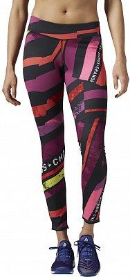 Dámské sportovní kalhoty Reebok Les Mills Reversible Tight