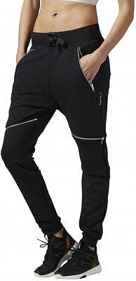 Dámské sportovní kalhoty Reebok Les Mills Knit Moto Pant
