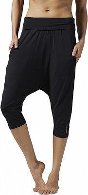 Dámské sportovní kalhoty Reebok Les Mills Slouchy Capri