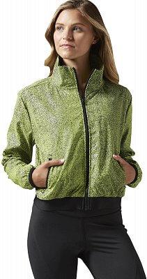 Dámská sportovní bunda Reebok LTHS Studio LUX Reflective Jacket
