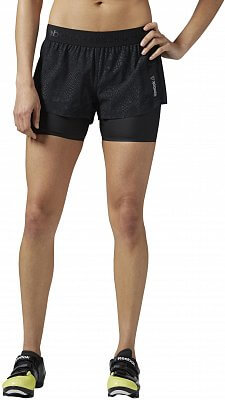 Reebok Les Mills Padded 2-in-1 Short