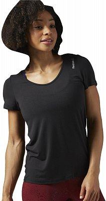 Dámské fitness tričko Reebok Studio Faves Tee