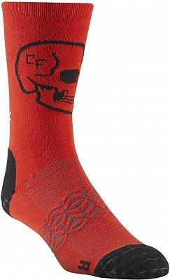 Sportovní ponožky Reebok CrossFit Mens Engineered Crew Sock 1p
