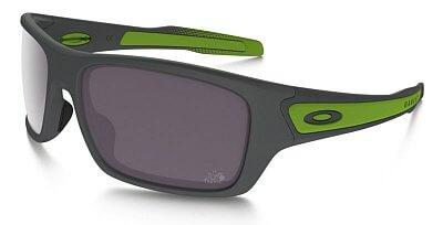 Sluneční brýle Oakley Turbine Mtt DkGry TdeF w/ PRIZM DlyPlr