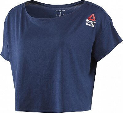 Reebok CrossFit Games Cropped Tee