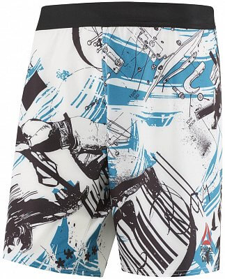 Pánske fitness šortky Reebok CrossFit Super Nasty Speed