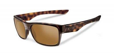 Sluneční brýle Oakley TwoFacePolBrownTortw/Tungsten Ird Pol