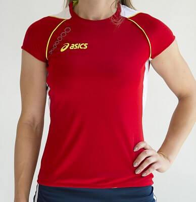 Dámské sportovní tričko Asics T-Shirt Andromeda
