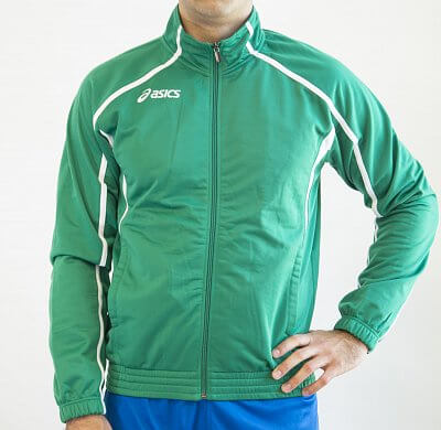 Pánská bunda Asics Jacket Honest Man