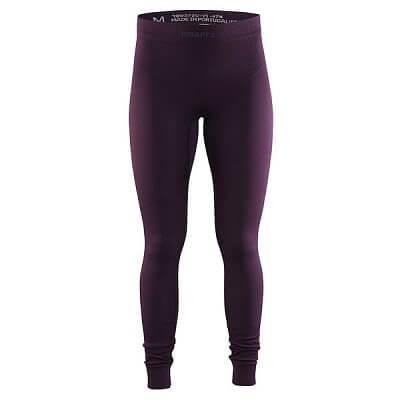 Spodní prádlo Craft W Spodky Warm fialová