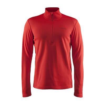 Trička Craft Polorolák Swift červená