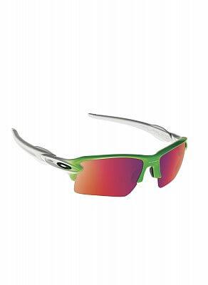 Sluneční brýle Oakley Flak 2.0 XL Green Fade w/ PRIZM Field